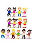 Various kids Stock Photo