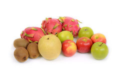 Various kind of fruit for healthy. Stock Photos