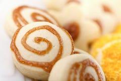 Various Kinds of Cookies royalty free stock photos