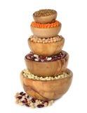 Various legumes Royalty Free Stock Photo