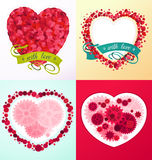 Various love ornament Stock Photography