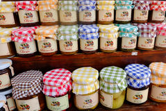 Various marmalade Stock Photo