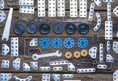 Various metal details and a Stock Photos