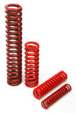 Various metal springs Royalty Free Stock Image