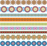 Various motifs for design. Vector Various motifs for design royalty free illustration