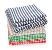 Various napkins Royalty Free Stock Photography
