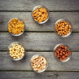 Various Nuts Stock Photos