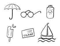 Various objects Stock Images