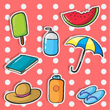 Various objects Stock Photography