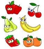 Various pairs of fruit stock photo