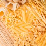 Various pasta Stock Image