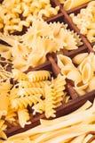 Various pasta Royalty Free Stock Photos