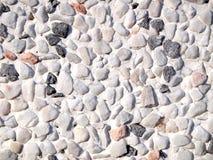 Various pebble stones Stock Photography