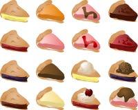 Various pies Stock Image