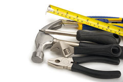 Various Repair Tools royalty free stock photography