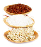 Various Rice Stock Image