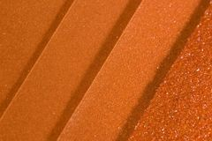 Various sandpaper Royalty Free Stock Images
