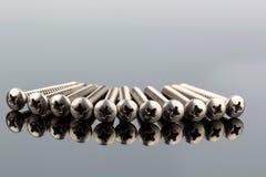 Various screws Stock Photo