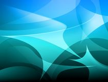 Various shapes background Royalty Free Stock Image