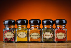 Free Various Spices Royalty Free Stock Photography - 32797717