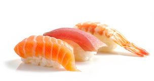 Various sushi Stock Image