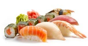 Various sushi Royalty Free Stock Photos