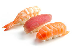 Various sushi Stock Images