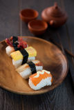 Various sushi Stock Photo