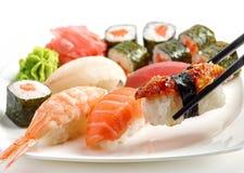Various sushi Stock Photo