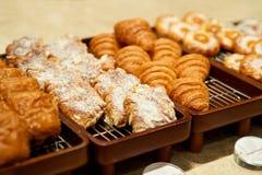 Various Sweet Bakery Stock Photos