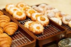 Various Sweet Bakery Royalty Free Stock Image
