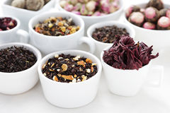 Various tea Royalty Free Stock Photo