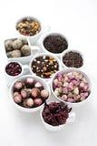 Various tea Stock Image