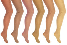 Various tights Stock Image
