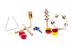 Various toys for children Royalty Free Stock Photo