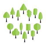 Various tree Stock Photos