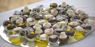 Various truffles Royalty Free Stock Images