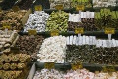 Turkish bazaar Royalty Free Stock Photos