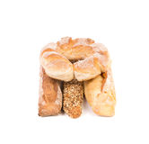 Various types of bread. Stock Photography