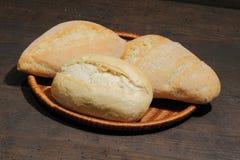 Various types of bread rolls, cakes, bun Stock Image