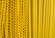 Long Pasta Royalty Free Stock Images