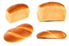 Various Types Of Bread Royalty Free Stock Images