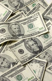 Various USA Bills Royalty Free Stock Image