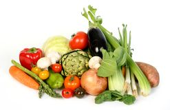 various vegetable Royalty Free Stock Photography