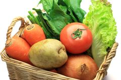 Various vegetables Royalty Free Stock Image