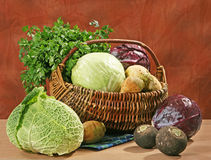 Various vegetables Stock Photo