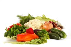 Various vegetables Stock Photography