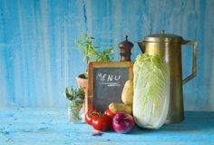 Various vegetables, Royalty Free Stock Photography