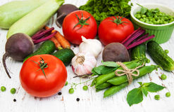 Various vegetables Royalty Free Stock Images