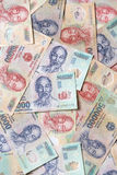 Various Vietnamese Currency Stock Photos